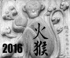 2016, Chiński rok małpy ognia