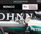 Lewis Hamilton, Grand Prix Monako 2016