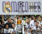 Real Madryt, Mistrzów 2015-2016