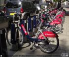 Boris Bikes, Londyn