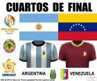 ARG - VEN, Copa America 2016