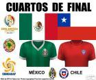 MEX - CHI, Copa America 2016
