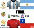 ARG-CHI finał Copa America 2016
