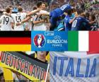 DE-IT, ćwierćfinał Euro 2016
