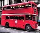 Autobus Londyn