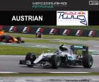 N. Rosberg, GP Wielkiej Brytanii 2016