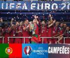 Portugalia, mistrz Euro 2016