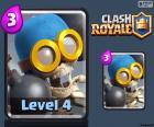 Clash Royale bombowiec