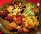 Koreański styl kurczaka