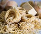 Włoskie makarony, spaghetti