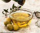 Układanka Olej z oliwek