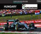 N. Rosberg GP Węgry 2016