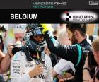 Nico Rosberg, Grand Prix Belgii 2016