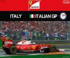 S.Vettel G.P Włochy 2016
