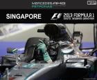 Nico Rosberg, Grand Prix Singapuru 2016