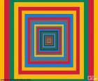 Koncentryczne kwadratów