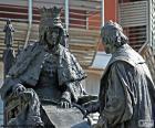 Isabel la Católica i Krzysztof Kolumb