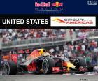 Daniel Ricciardo, GP Stanów Zjednoczonych 16