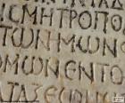 Starożytne pisma greckiego