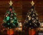 Piękne drzewo, Boże Narodzenie