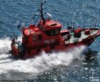 Szwedzki pilot łódź
