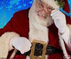 Santa Claus obserwowane