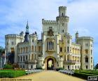 Zamek Hluboká, Republika Czeska