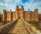 Herstmonceux zamek, Wielka Brytania