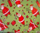 Papier Świętego Mikołaja