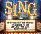 Plakat Sing