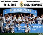 Real Madryt, Klubowe Mistrzostwa świata 2016