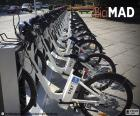 BiciMAD, Madryt