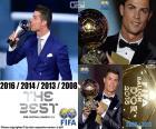Nagrody graczy FIFA 2016