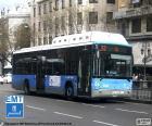 Autobusy miejskie w Madrycie