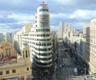 Gran Vía, Madryt