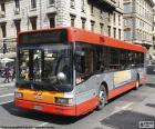 Autobus miejski Rome