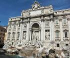 Fontanna di Trevi Rome