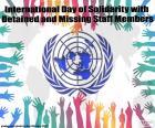 Międzynarodowy Dzień Solidarności z zatrzymanych i brakuje pracowników