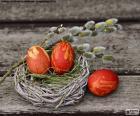 Gniazdo, Wielkanocne