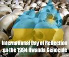 Dzień refleksji na temat ludobójstwa w Rwandzie 1994