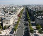 Avenue des Champs-Élysée, Paryż