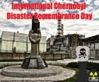 Dzień pamięci o ofiarach katastrofy międzynarodowej Chernobyl
