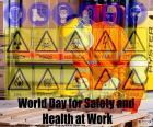Światowy Dzień Bezpieczeństwa i Ochrony Zdrowia w Pracy