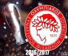 Olympiacos FC mistrz 2016-2017
