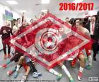 Spartak Moskwa, mistrz 2016-2017
