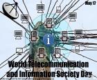 Świata telekomunikacji i dzień społeczeństwa informacyjnego