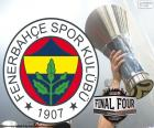 Fenerbahçe, mistrzem Euroligi 2017