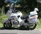 Motocykl policji, Rumunia