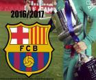 FC Barcelona, Copa del Rey 2016-17