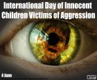 Międzynarodowy Dzień niewinnych dzieci ofiar agresji